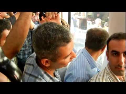 The Istanbul Tram Crush