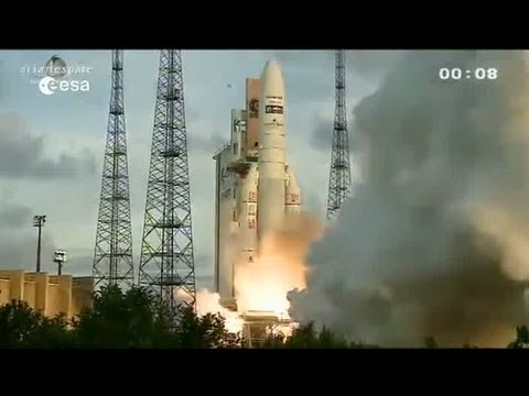 Replay MSG-3 launch