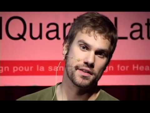 TEDxMontrealQuartierLatin - Daniel Fuller - Bixi is the new fixie: pondering public bicycle sharing