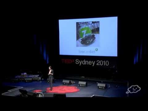 TEDxSydney - Rachel Botsman - Collaborative Consumption Author Presents Compelling Case for 21C