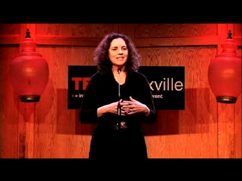 TEDxKnoxville - Melanie McGhee - Transcending the Inhibiting Influence of Stress