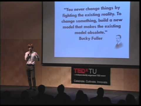 TEDxTU - Kevin Morgan-Rothschild - Beyond the 9 to 5