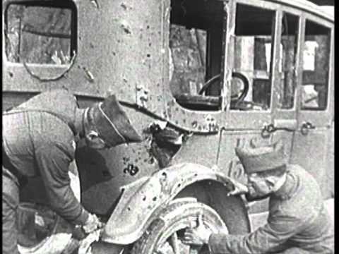 World War I Newsreel Excerpts (249)