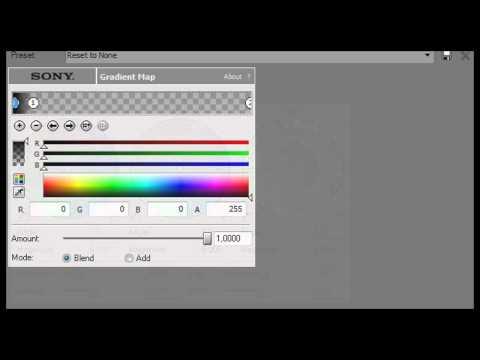 Sony Vegas Tutorial || Coloring Type #123