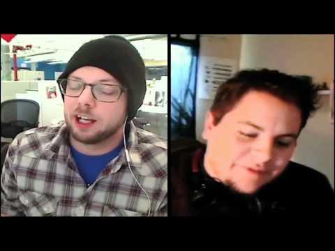 Q and Erik and Zack: Star Trek and Crowbars!!