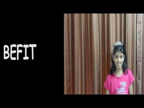 One Word A Day - BEFIT(HD)