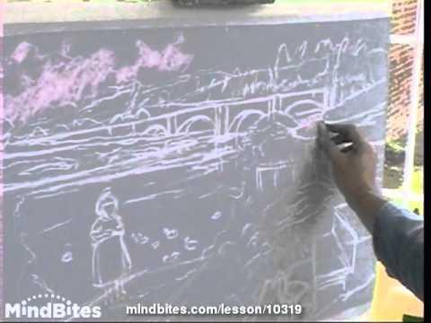 Pastel - Prt. 7 of 17 - Glasspaper & extra info