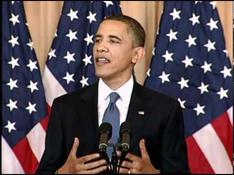President Obama: Greatest Middle East Resource is its People (English)