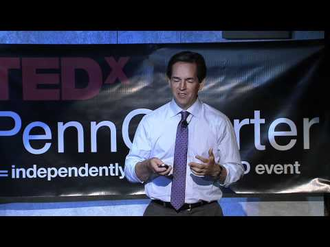 TEDxPennQuarter 2011 - Damian Saccocio - Reinventing The Research University