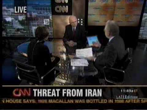 New Intel Discounts Iran's Nukes - CAP's Korb on CNN Pt 2