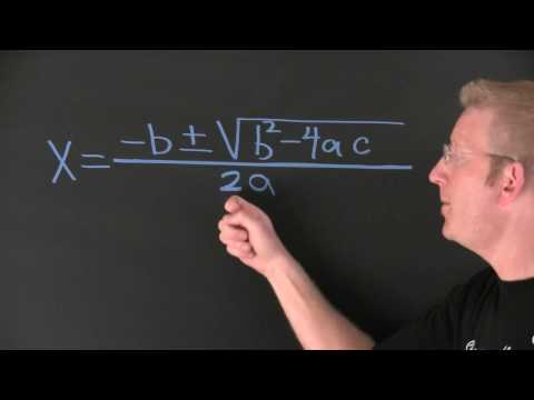 The Quadratic Formula.mov