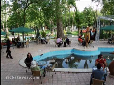 Rick Steves' Iran Lecture Part 7: The Life of the Wealthy