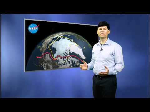 NASA | Arctic Sea Ice Shrinks to Yearly Minimum -- Sept. 9, 2011