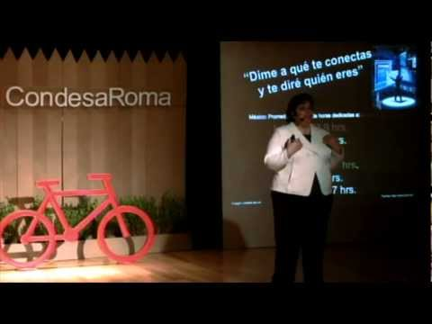 TEDxCondesaRoma - Elizabeth Manning - ON/OFF