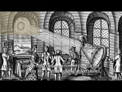 Web serie - Episode 1 : Le Miroir ardent de Louis XIV