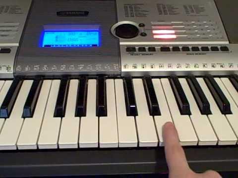 Paradise City Guns N' Roses Piano Lesson
