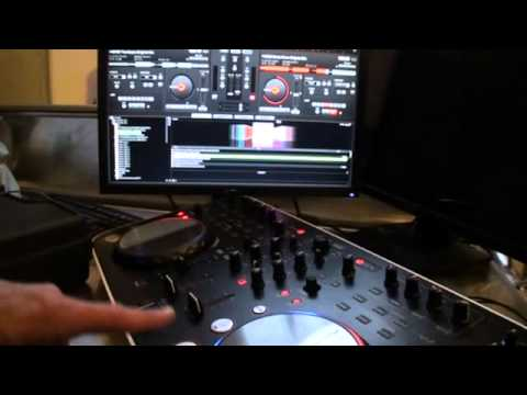Pioneer DDJ ERGO AUTO LOOP FUNCTION DEMONSTRATION