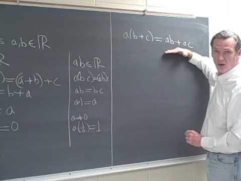 Precalculus Section 1.2 Introduction to Real Numbers