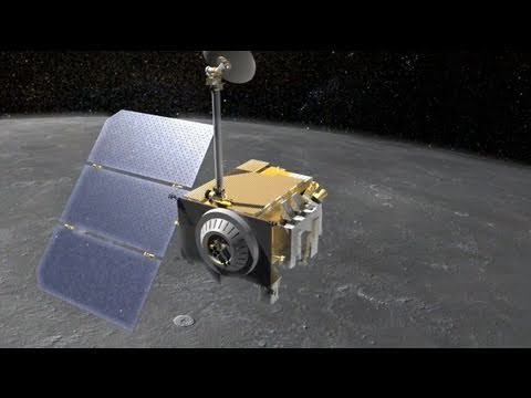 NASA | LRO Observes the LCROSS Impact