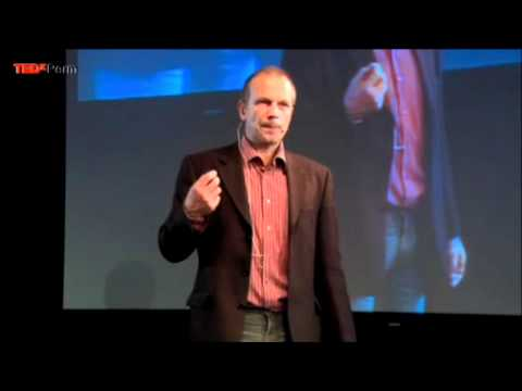 TEDxPerm - Dmitry Petrov - The language of the Universe, the languages of humans