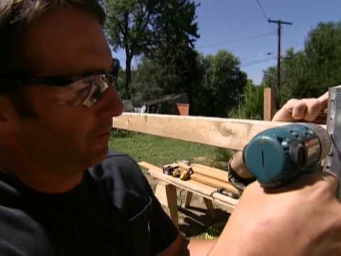Repairing a Picket Fence-DIY