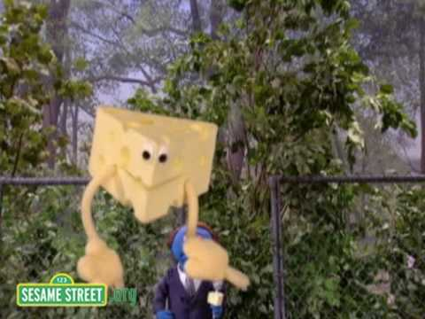 Sesame Street: Chasing the Cheese