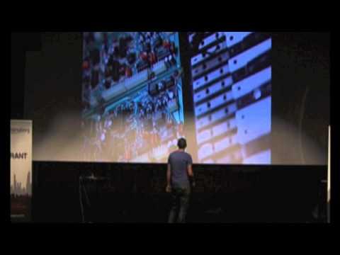 TEDxHelsingborg - Fredrik Segerfalk - Vintage heaven in a digital age