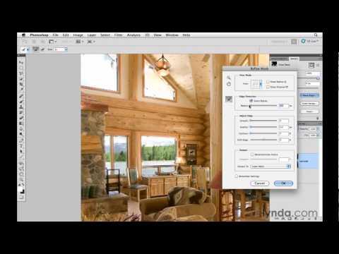 Photoshop tutorial: How to combine multiple exposures   lynda.com