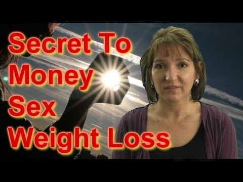 The Secret to More Money, Better Sex & Weight Loss | Positive Thinking & Manifesting How To