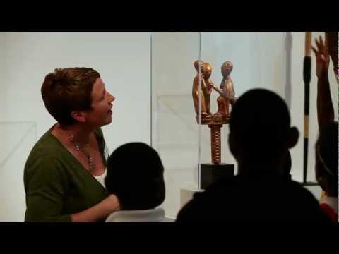 Student Group Tour: Dikenga - Discover African Art
