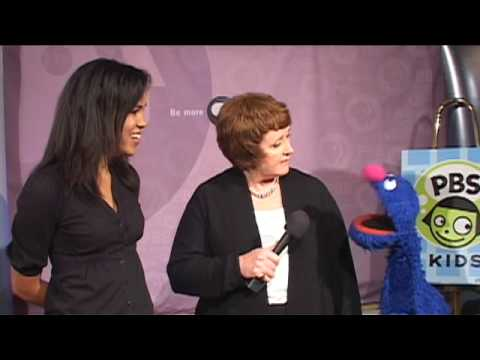 PBS at the TV Critics Press Tour | Grover & Miranda Barry interview