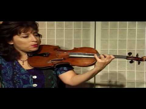 "Violin Lesson - Song Demonstration - ""Autumn"""