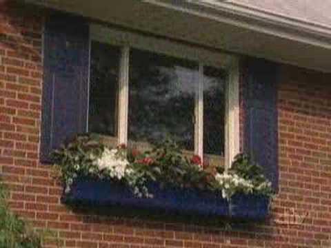 Window Box Makeover