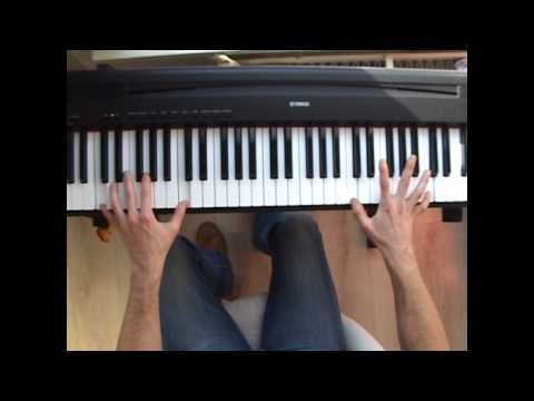 ♫ How to Play Apologize One Republic Piano Tutorial Lesson HD