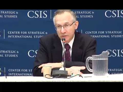 Video: Harvey Fineberg Speaks at CSIS
