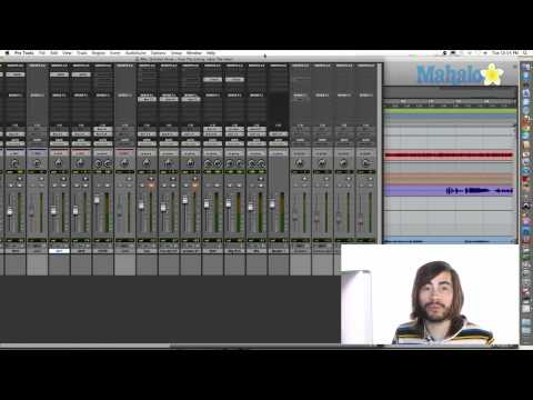 Record Enable - Pro Tools 9