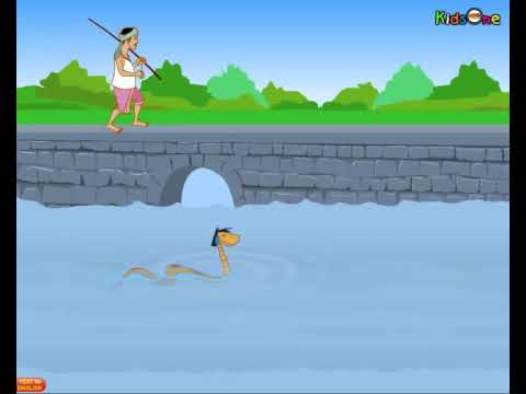 Snake and Farmer - Telugu Animated Stories