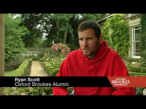 Oxford Brookes Alumni view