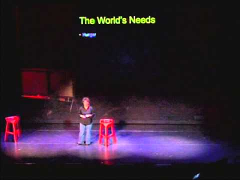 TEDxMacatawa - Jennifer Adams - because you can