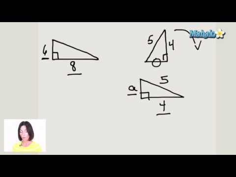 Properties of Similar Triangles (ex.2)