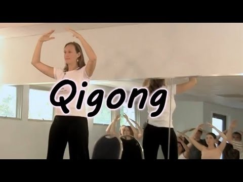 Qigong Meditation by AOMA Graduate School of Integrative Medicine Austin, Stress Relief