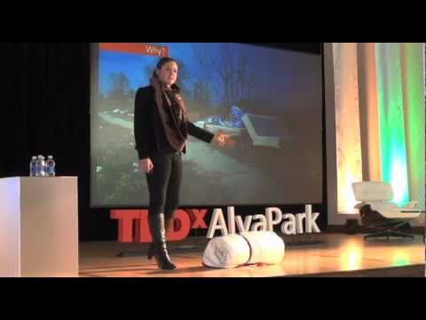 TEDx Alva Park VERONIKA SCOTT The Power to Create Jobs: not just for yourself