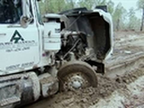 Swamp Loggers - Joy's Geriatric Truck | Rising Waters