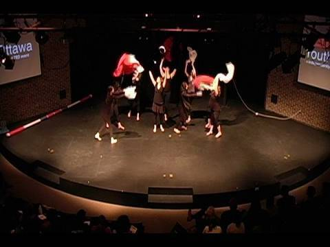 TEDxYouthOttawa - Dandelion Dance Company - 03/04/10