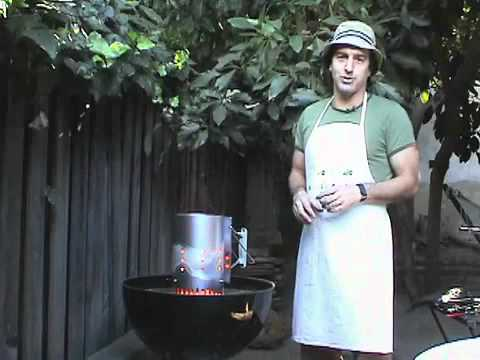 Outdoor Charcoal Grilling Tips