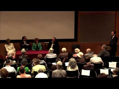 Panel Discussion: Lectures on the Art of Hebrew Manuscripts and Books