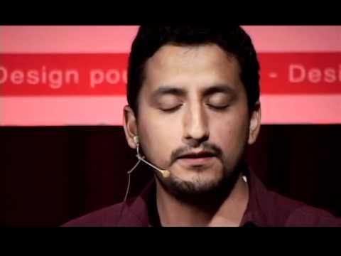 TEDxMontrealQuartierLatin - Jorge Silva - Lending an (un)helping hand