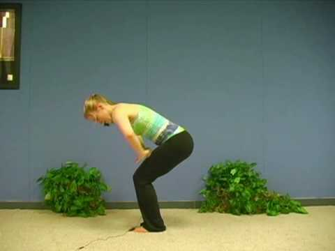 Yoga Poses w/ Sonja 9, Chair Pose, Utkatasana, Yoga for Beginners Asana