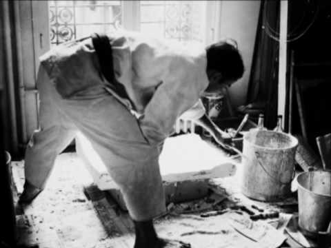 Yves Klein and Judo