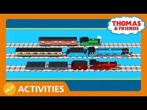 Thomas & Friends: Happy or Sad Play Along